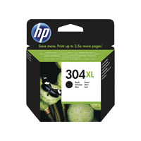 HP 304XL BLACK INK CARTRIDGE N9K08AE