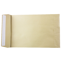 Q-CONNECT 324X229MM ENVELOPE GUSSET P100